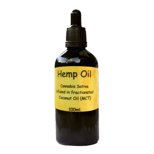 Hemp / CBD Oil in MCT Coconut oil